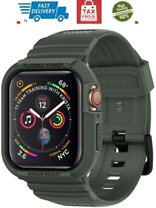 Apple-Watch-Rugged-Protective-Case-Cover-Armor-Pro-iWatch-Band-44mm-Series-4
