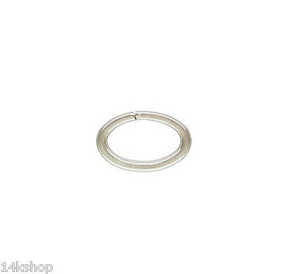 . Size 5mm O.D 20 x 925 SOLID STERLING SILVER Open Jump Rings