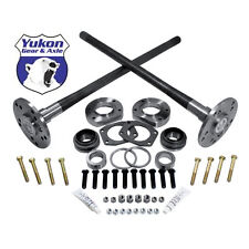 Ford Explorer 8.8 Rear Axle Upgrade Chromoly Axle Shaft C-Clip Eliminator Kit