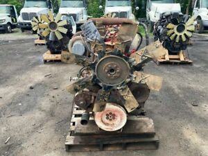 1981-Cummins-PT240-Small-Cam-Diesel-Engine-240HP-All-Complete-amp-Run-Tested