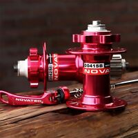 Novatec Hubs Bike Bicycle Mtb Hubs Sealed Bearing Hubs D041sb D042sb 32h 5 Color