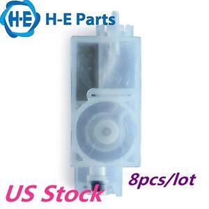 US Stock - 8 pcs H-E Parts Head Damper for Mimaki JV5 / JV33 / CJV30 / TPC-1000