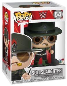 Funko POP SLAUGHTER VINYL FIGURE ~ Wrestling Wrestle Mania WWE ~ SGT