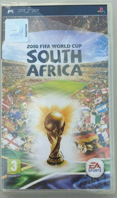 2010 FIFA World Cup South Africa (Sony PSP, 2010) Brand New & Sealed