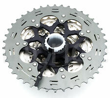 Shimano Deore XT CS-M8000 Mountain Bike MTB Cassette 11S,11-42T,fit XTR M9000