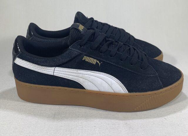 Shoes PUMA Vikky Platform Size 36