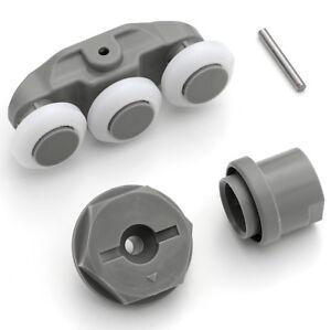 19mm Rad Passend Für Daryl Minima 369 Kh8 Aufstrebend Quadrant Roller Montage