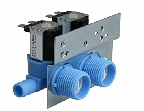 NEW 5303207418 WASHER WATER INLET VALVE FITS FRIGIDAIRE KENMORE GIBSON