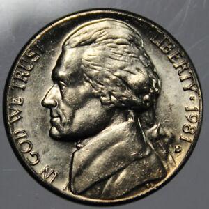 1947-S Full Step FS Gem BU Jefferson Nickel SP