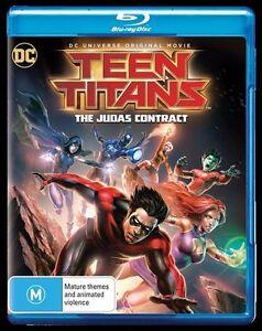 The-Teen-Titans-Judas-Contract-Blu-Ray-BRAND-NEW-amp-SEALED-REGION-B
