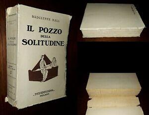 Il-pozzo-della-solitudine-Radclyffe-Hall-1-Ed-Modernissima-Milano-1930