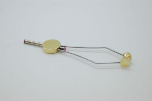 Tête de Disque Céramique 3x Porte-bobine Titane Poignée Molle Montage Mouche