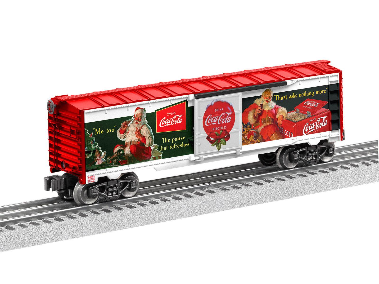 LIONEL  84614 Coca Cola Vintage Santa scatolaauto