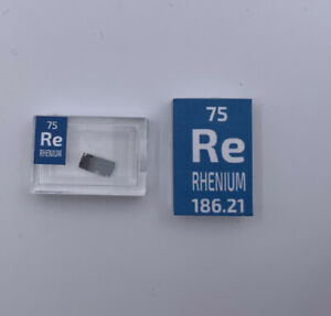 1 Gram Rare Buffalo Periodic Element Ag .999 pure Silver Metal in Element tile.