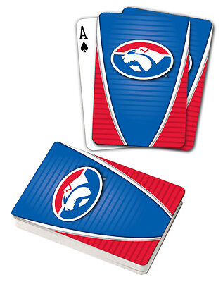 AFL Western Bulldogs Aussie Rules Deck Playing Cards Poker Cards Xmas Gift