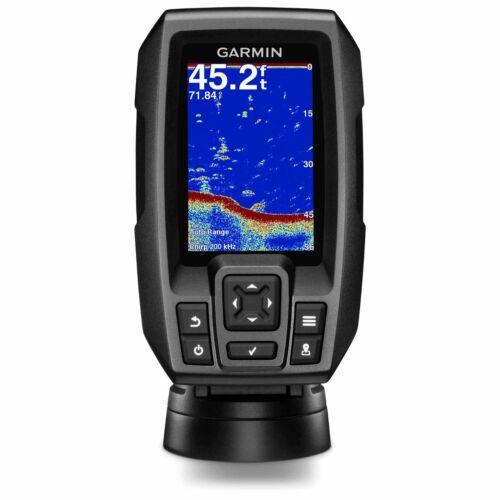 Garmin STRIKER 4 Fishfinder with 4-Pin 77//200kHz TM Transducer 010-01550-00
