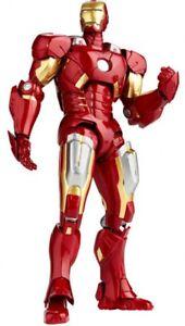 Legacy Of Revoltech Figurine Iron Man Lr-041 marque Vii 4537807091017