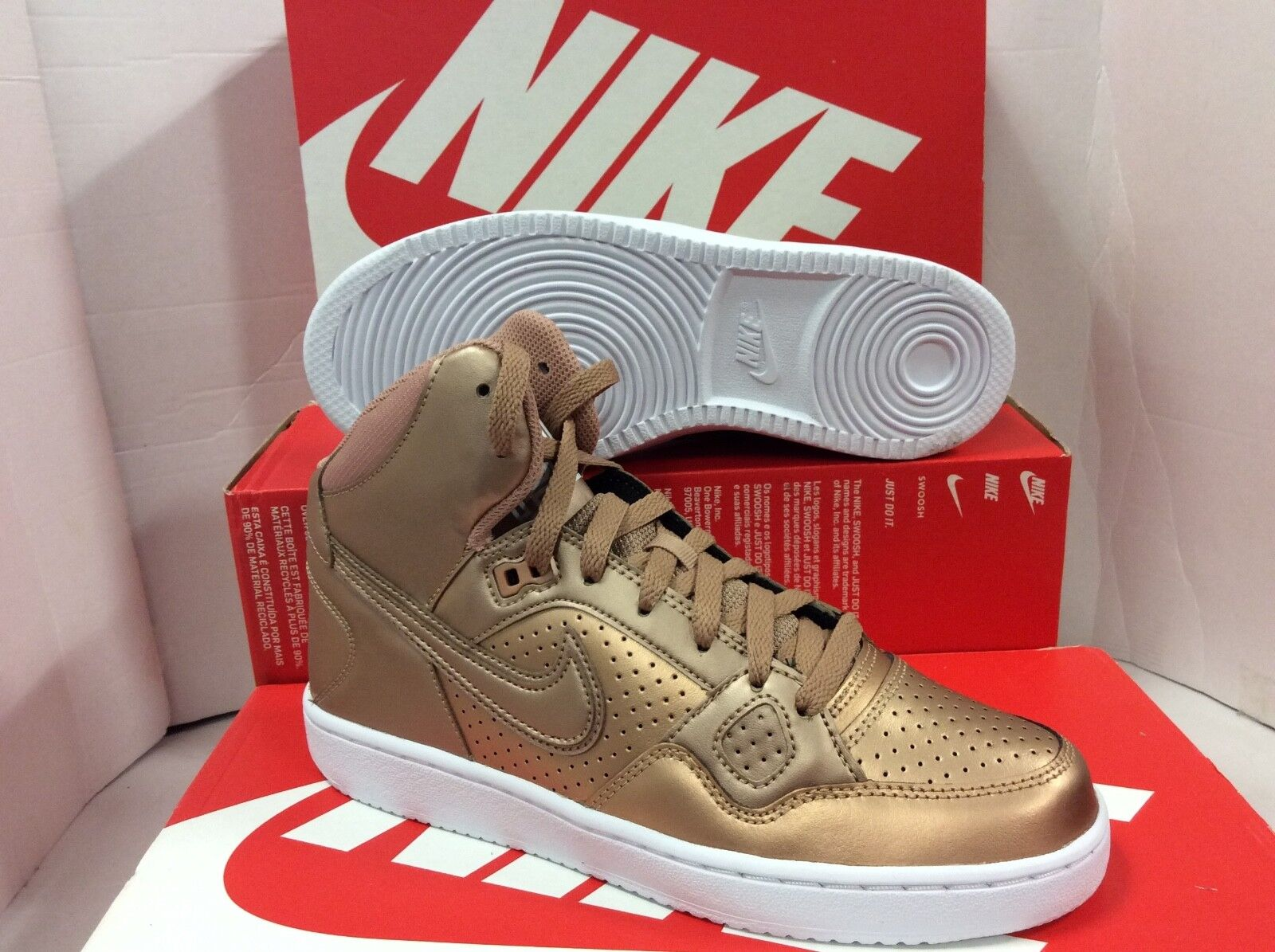 Nike Son of Force Womens Mid Trainers, Size UK 5.5 / EU 39