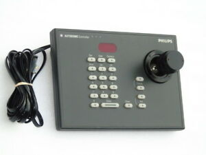 Details about PHILIPS AUTODOME CONTROLLER LTC 5136 50 SECURITY CCTV CAMERA  JOYSTICK KEYBOARD