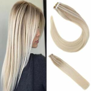 Sunny-Adhesive-Tape-in-Hair-Extension-Remy-Human-Hair-Balayage-Nordic-Blonde-50g