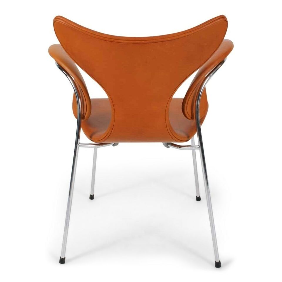 Arne Jacobsen, 6 stk. Arne Jacobsen Mågen/liljen, model