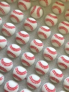 24-Sugar-Icing-Baseball-Cupcake-Decorations-Cake-Party-Edible-Cake-Topper