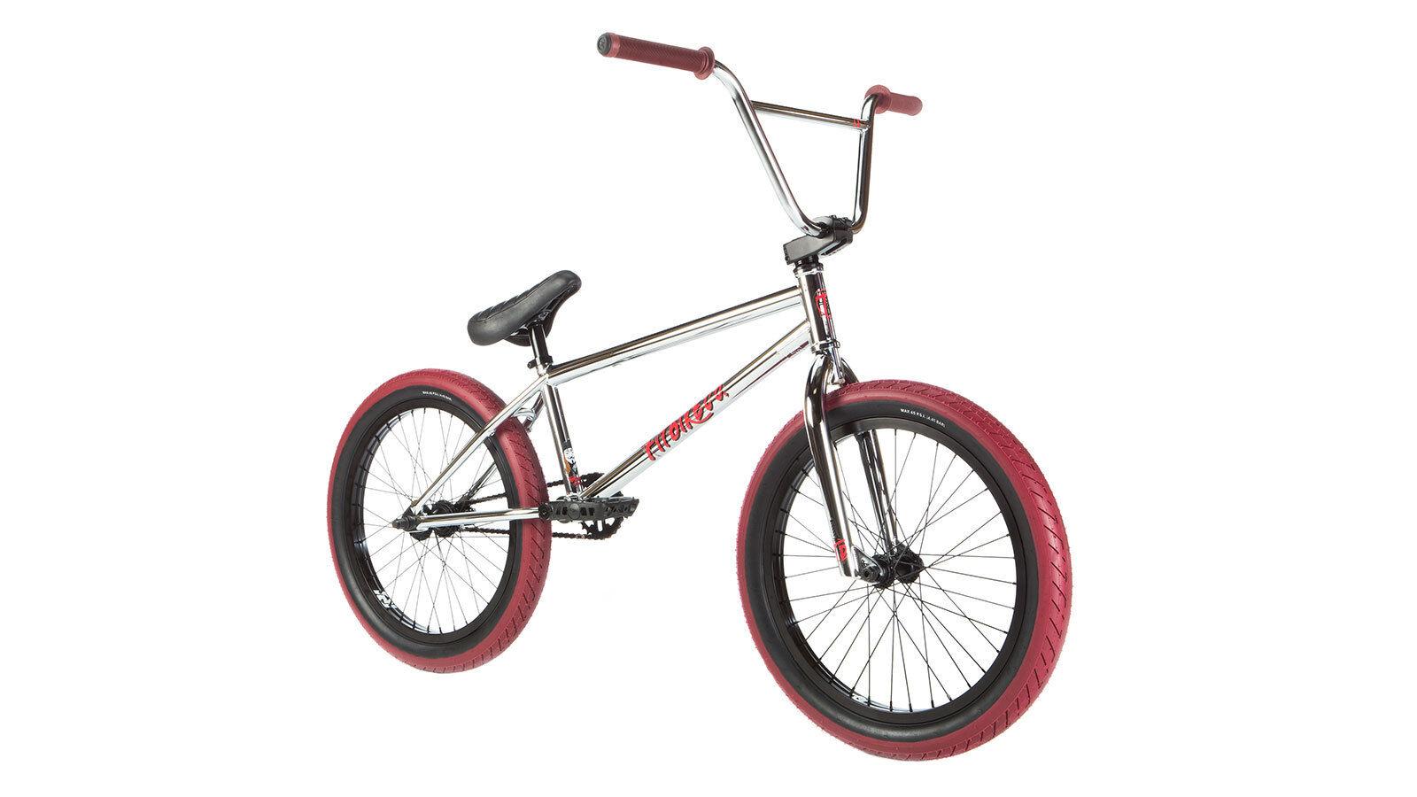 2019 FIT DUGAN CHROME BMX BIKE 20.75  S&M SE KINK HARO GT+FREE SHIP+ FIT HAT NEW