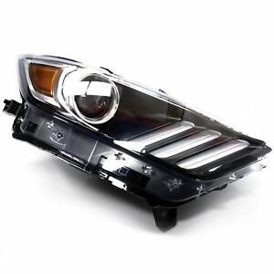 Details about FRONT RIGHT HEADLIGHT HEADLAMP FORD MUSTANG VI 2015 - 2017  LED HID XENON