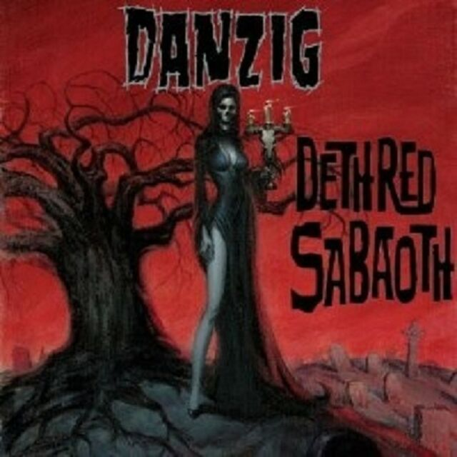 """DANZIG """"DETH RED SABAOTH"""" CD LIMITED DIGIPACK NEW!"""
