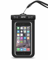 Universal Waterproof Case, Joto Cellphone Dry Bag Pouch For Apple Iphone 6s, 6, on sale