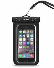 Universal Waterproof Case, JOTO CellPhone Dry Bag Pouch for Apple iPhone 6S, 6,
