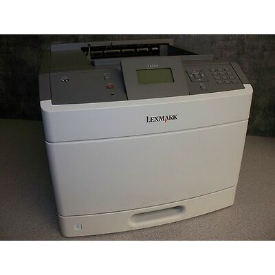 Laserdrucker / Optra T650n / Lexmark / inkl. Resttoner / 43 Seiten/Min.