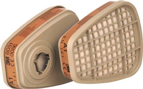 3M Gasfilter 6051 EN143:2000 A1 passend für Serie 6000