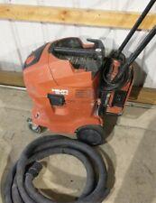 Hilti Vc 40 U Wet Dry Silica Vacuum With Dpc 20 Power Converter