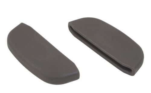 Silicone Poignées Set Gris topfgriff protection poignées topfhandschuh topfgriffe Silicone