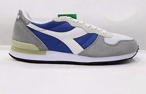 Nautical Basse Shoes Scarpe Unisex Camaro Sneakers Blue Diadora C6631 ZUWXgq0