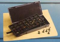 Chessex Large Figure Storage Box 25mm Humanoid Miniatures 56 Figures Chx 02851