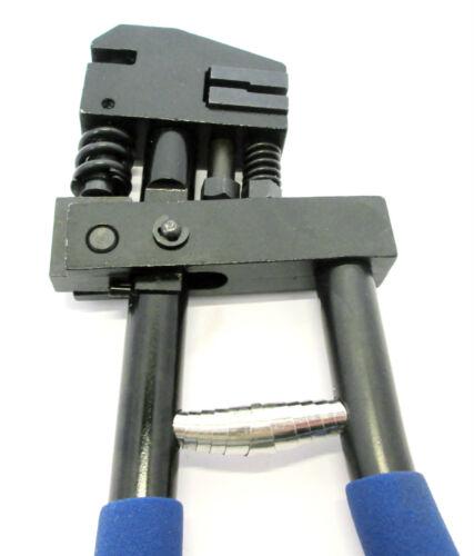 Edge Setter Joggler Panel Flanging  5mm Hole Punch Sheet Metal Repair AU051