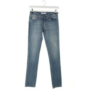 Pierre-Balmain-Jeans-Size-W27-Blue-Ladies-Bottom-Denim-Trousers-Skinny