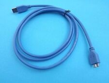 High Speed SuperSpeed USB3.0 Cable Type-A Male to Micro USB 3.0 Male M/M 1.5M AU