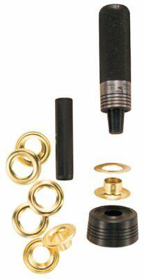 x 0.25 in Dia Dia Brass  Grommet  24 count General Tools  1//4 in