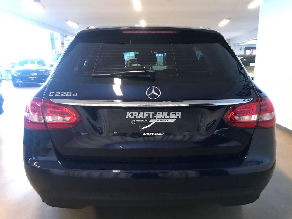 Mercedes C220 d 2,2 Business stc. aut. Diesel aut.