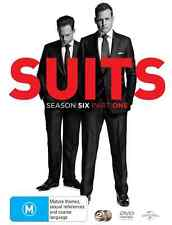 Suits Season 6 - Part 1 : NEW DVD