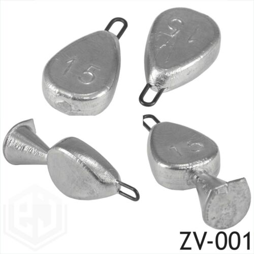 Fishing Lead Mould CNC Aluminium Sea Weights Moulds 1oz to 4oz various forms NEW