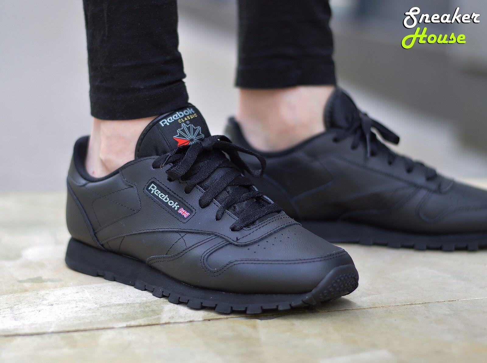 Reebok Reebok Reebok Classic Leather 50149 Junior Women's Sneakers b76867
