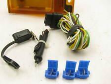 Hoppy 46105 Universal Trailer Wiring Kit Common Turn /& Brake Bulb