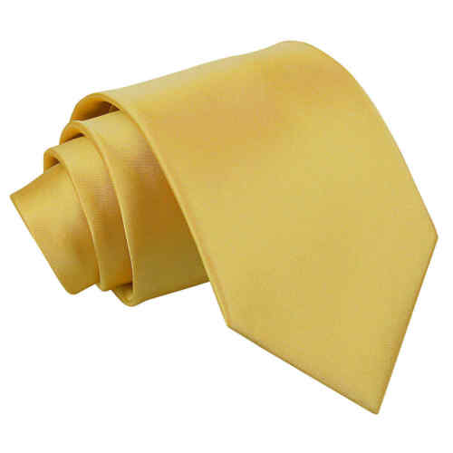 DQT Premium Satin Solid Plain Necktie Classic Wedding Party Formal Men/'s Tie