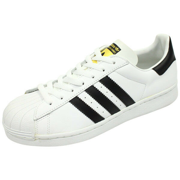 huge selection of 2bf1a d4f06 adidas Originals Superstar 1 Wht black (034678) Size 13 US RARE for sale  online   eBay