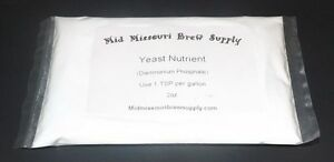 Image is loading Yeast-Nutrient-2oz-Free-shipping-Homemade-Wine-Beer-