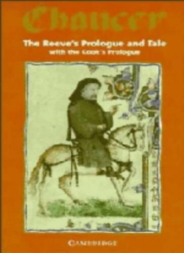 1 of 1 - The Reeve's Prologue and Tale with the Cook's Prologue and the Fragment of his